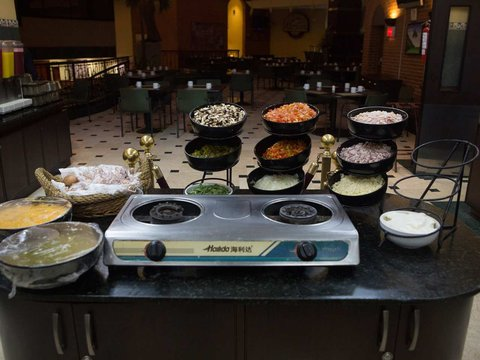 Embassy Suites by Hilton Caracas - Dining Omelette