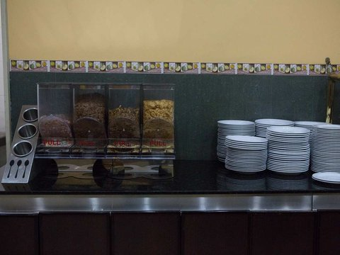 Embassy Suites by Hilton Caracas - Dining Cereals