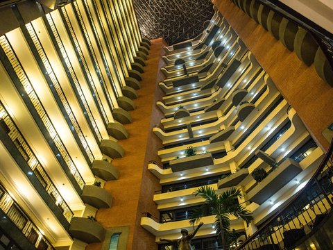 Embassy Suites by Hilton Caracas - Lobby View