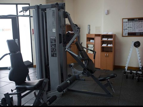 Embassy Suites by Hilton Caracas - Fitness Machine