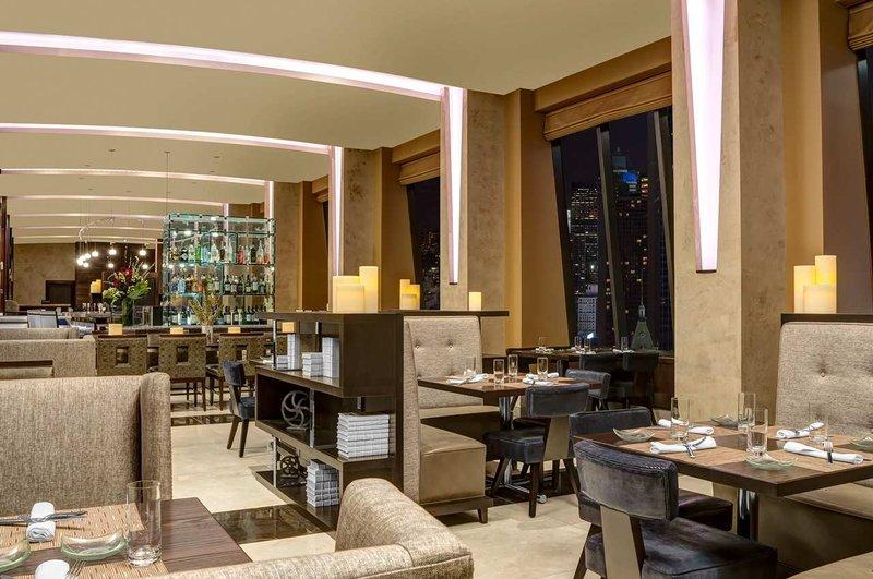 Hilton Times Square Gastronomia