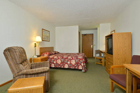 Americas Best Value Inn and Suites - Standard One King