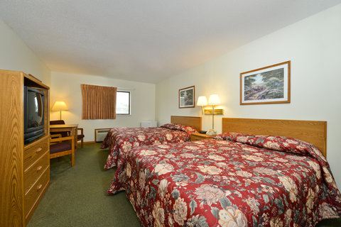 Americas Best Value Inn and Suites - Standard Two Queen