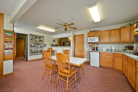 Americas Best Value Inn and Suites - Breakfast Area Two