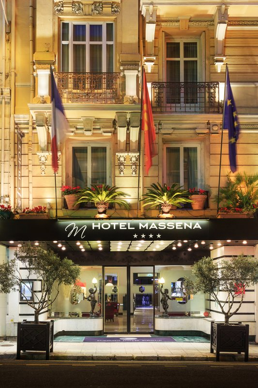 Hotel Massena Vista exterior