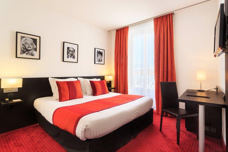 Hotel Massena Vista do quarto