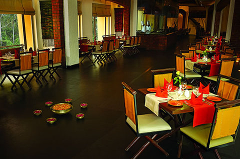 The Grand Bhagwati Ahmedabad - Restaurant