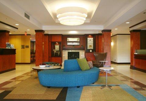 Fairfield Inn & Suites Birmingham Fultondale/I-65 - Lobby