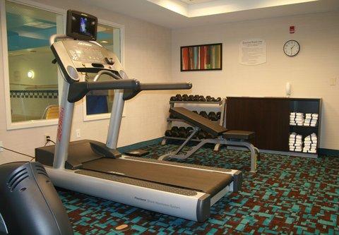 Fairfield Inn & Suites Birmingham Fultondale/I-65 - Fitness Center