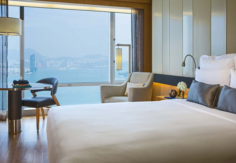 Renaissance Harbour View Hotel Hong Kong 客室