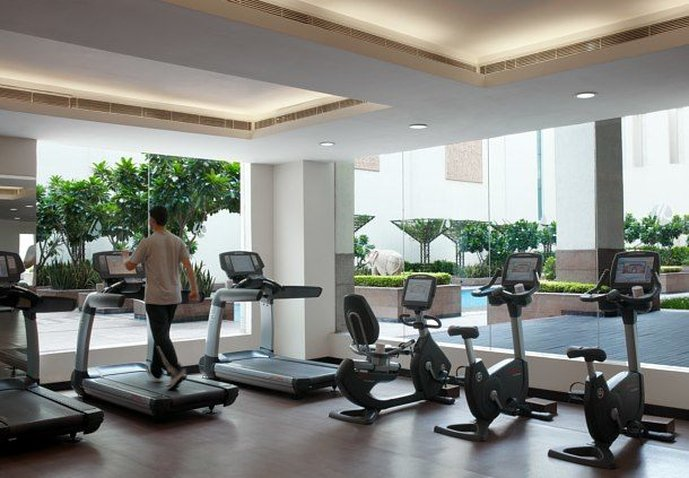 Jaipur Marriott Hotel Fitness