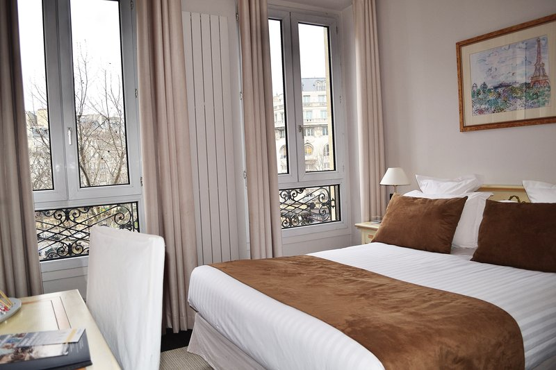Quality Hotel Malesherbes - St Augustin View of room