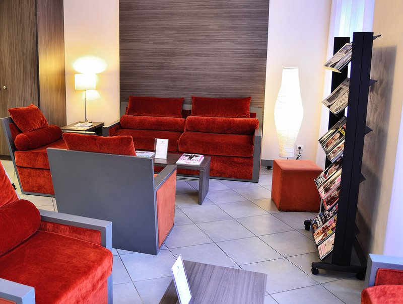 Quality Hotel Malesherbes - St Augustin Bar/lounge