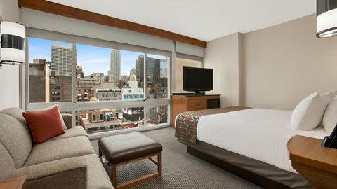 Hyatt Place New York Midtown South - King Room