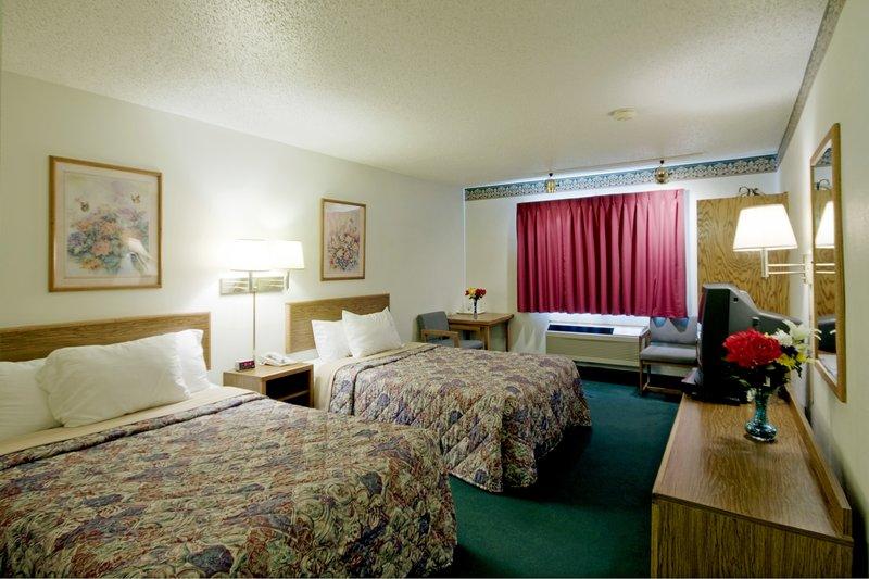 Americas Best Value Inn - Nevada, MO