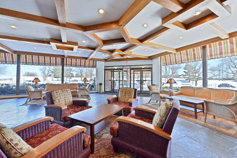 BEST WESTERN Prairie Inn & Conference Center - Lobby