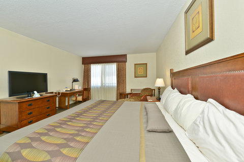 BEST WESTERN Prairie Inn & Conference Center - King Bed