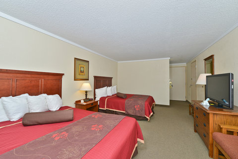 BEST WESTERN Prairie Inn & Conference Center - Two Queen Beds