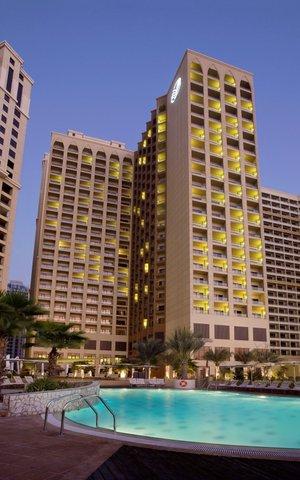 Amwaj Rotana - Amwaj Rotana Hotel