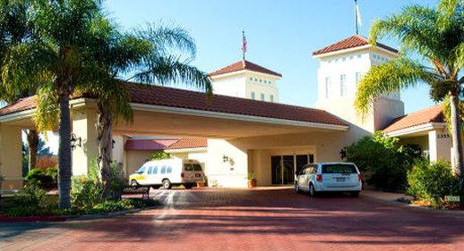 Hotels Near North First Street San Jose