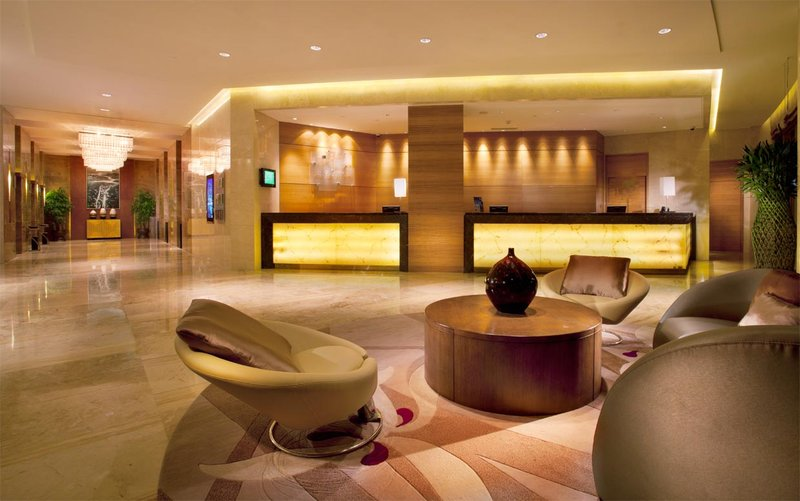 Holiday Inn Shaoxing 前厅