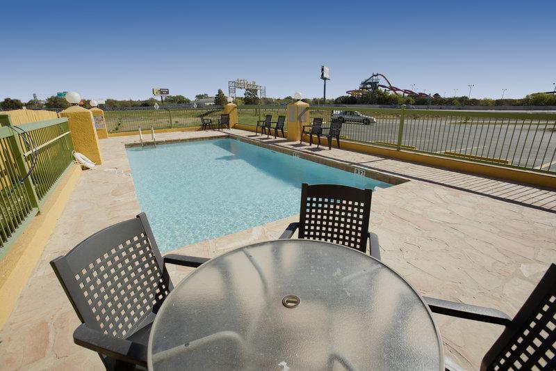 Americas Best Value Inn-At&T Center - San Antonio, TX