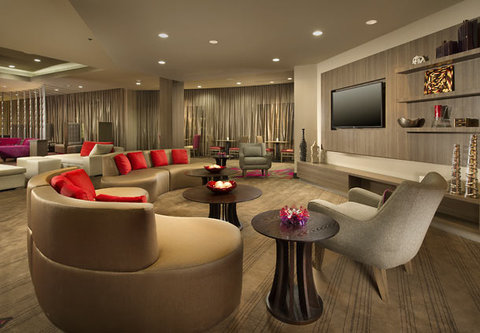 Courtyard by Marriott Dallas DFW Airport North/Grapevine - Theater Lounge