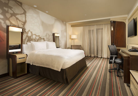 Courtyard by Marriott Dallas DFW Airport North/Grapevine - King Guest Room