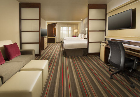 Courtyard by Marriott Dallas DFW Airport North/Grapevine - Queen Queen Extended Suite