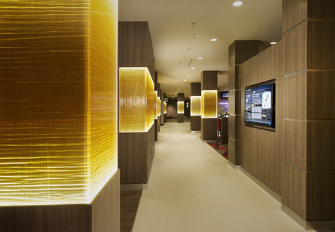 Courtyard by Marriott Dallas DFW Airport North/Grapevine - GoBoard