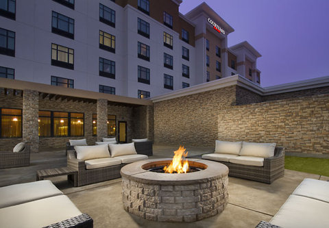 Courtyard by Marriott Dallas DFW Airport North/Grapevine - Outdoor Firepit