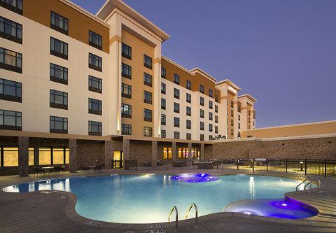 Courtyard by Marriott Dallas DFW Airport North/Grapevine - Outdoor Pool