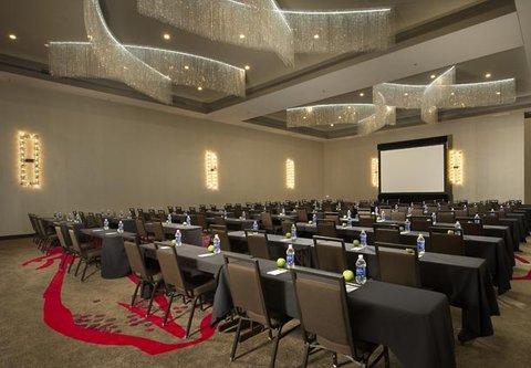 Courtyard by Marriott Dallas DFW Airport North/Grapevine - Silverlake Ballroom   Classroom Setup