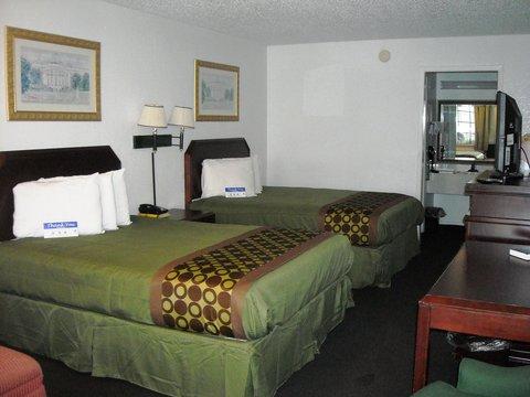 Americas Best Value Inn Bonham - Two Queen Beds2