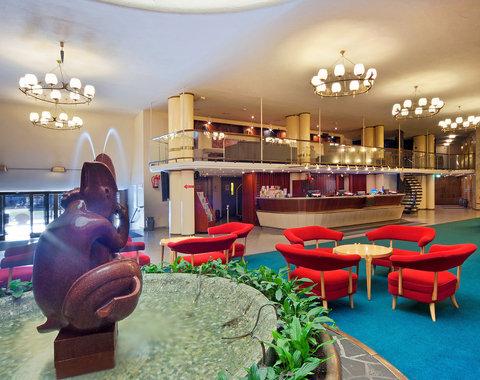Sokos Hotel Vaakuna Helsinki - Sokoshotel Vaakuna Helsinki Lobby