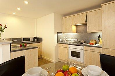 萨科诺丁汉罗普沃酒店 - SACO Nottingham - kitchen