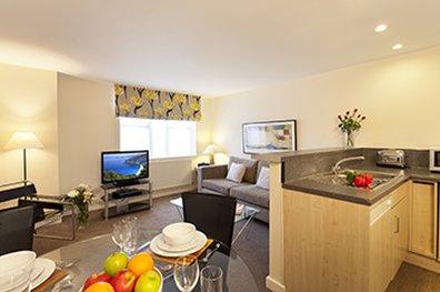 萨科诺丁汉罗普沃酒店 - SACO Nottingham - open plan area