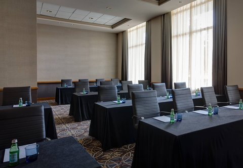 Dallas/Plano Marriott at Legacy Town Center - Pecos Meeting Room - Classroom Setup