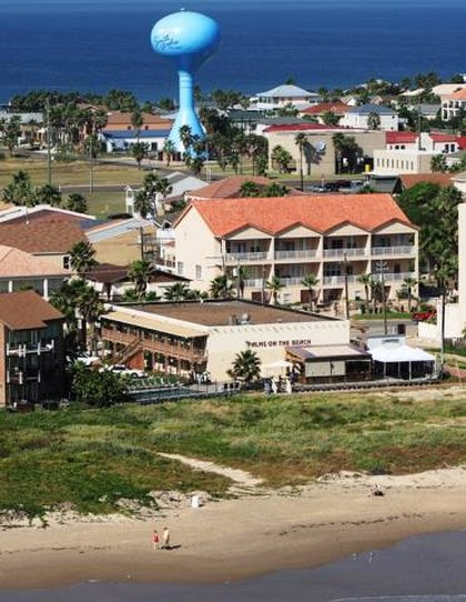 Palms Resort & Cafe On The Bch - South Padre Island, TX