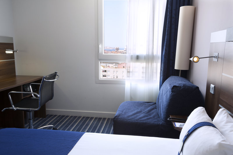 Holiday Inn Express Marseille Saint Charles Outros
