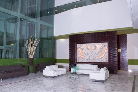 Holiday Inn QUERETARO ZONA KRYSTAL - Hallway