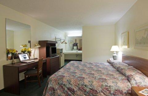 Americas Best Value Inn - One King Bed Smoking