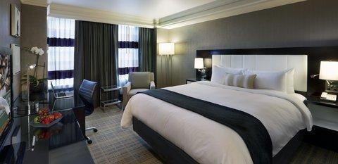 The Back Bay Hotel - Standard King Guestroom
