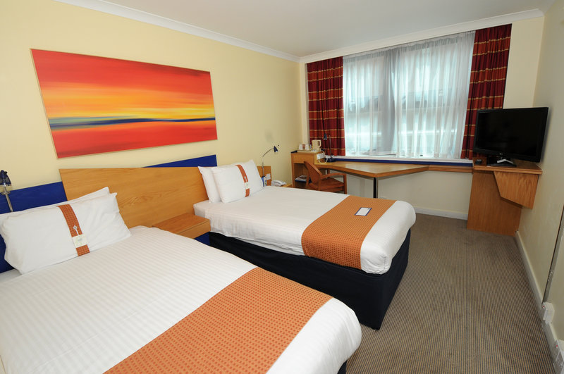 Holiday Inn Express Manchester-Salford Quays Chambre