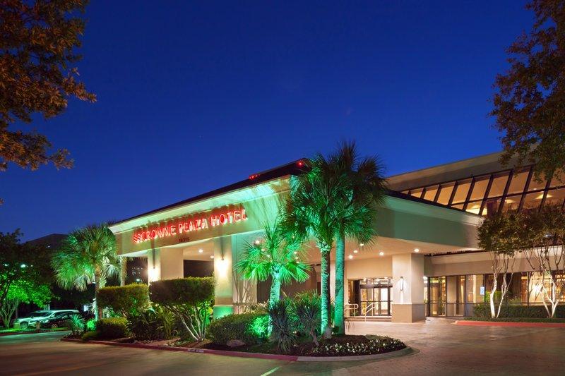 Crowne Plaza Hotel North Dallas Addison Kilátás a szabadba