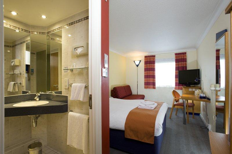 Holiday Inn Express London-Greenwich-A102(M) Szobakilátás