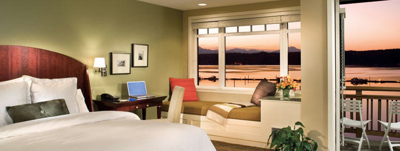 Alderbrook Resort & Spa - Union, WA