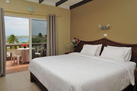 Eden Beach Resort - Bonaire - King Studio with balcony