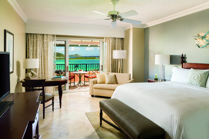 The Ritz-Carlton, St. Thomas 客房视图