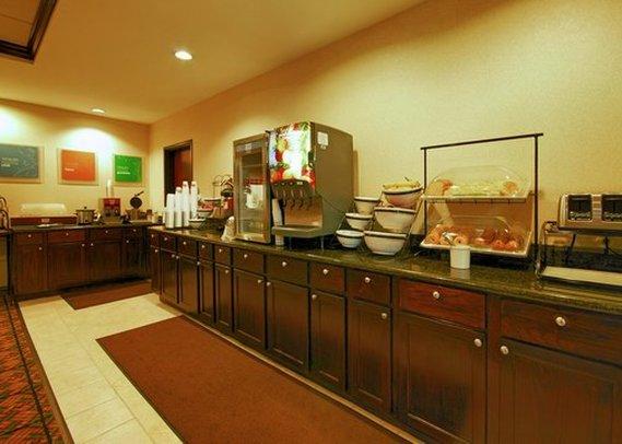 Comfort Inn Marion Ресторанно-буфетное обслуживание